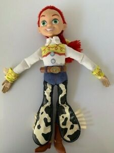 Disney/Pixar Toy Story Jessie The Yodeling Cowgirl Pull String Pre-Owned