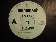 "Billy Swan ""I Can Help"" Terrific Oz 7"""