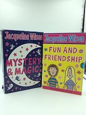 Jacqueline Wilson Fun and Friendship & Mystery & Magic Box Sets 6 Books In Total
