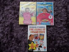 BRENDAN O'CARROLL - THE STAND UP COLLECTION DVD + MRS BROWN'S BOYS SERIES 1 & 2