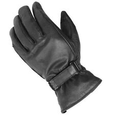 Pokerun Duece 2 Motorcycle Glove Leather Mens Size XL XLarge Style 2.0 Rainguard