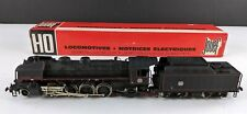 Jouef 8273 SNCF Mikado 141R 2-8-2 Miramas Steam Locomotive 241.R.1246 HO Scale