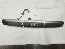 2008-2015 Jeep Patriot Rear Liftgate Hatch Handle TRIM Eyebrow. Mineral Gray.
