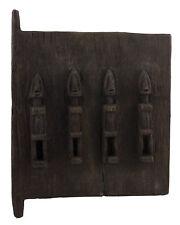 Porta Granaio di Dogon a mil Mali 37x28 cm - Persiane Box- Arte africano - 1050