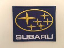 A412 // ECUSSON PATCH AUFNAHER TOPPA / NEUF / SUBARU / 8*6.5 CM
