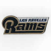 Los Angeles Rams Iron on Patches Embroidered Patch Badge Applique Emblem Sew FN