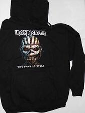 Iron Maiden – The Book Of Souls, Größe L, Hoodie, Kapuzenpullover, NEU