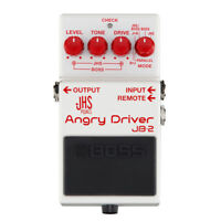Boss JB-2 Angry Driver OverDrive Pedal New