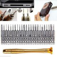 25 in 1 Repair Tools Set Precision Torx Screwdriver iPhone Laptop Electronics