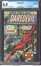Daredevil #126 1975 CGC 6.0 - 1st appearance of the new Torpedo (Brock Jones)