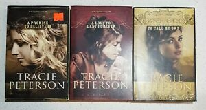 The Brides of Gallatin County 1-3 by Tracie Peterson A Promise to Believe in...