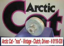 Arctic Cat Snowmobile Driven Clutch # 0110-530 - Vintage 1971 Panther Puma
