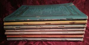 Readers Digest Reading Copy Lot 1938