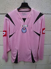 VINTAGE Maillot TOULOUSE sans sponsor LOTTO manches longues football shirt L