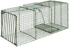 """Duke HD 1114 X-Large Cage Trap 36"""" x 15"""" x 14"""" for Large Raccoon, Fox, and Cats"""