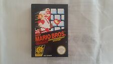 Super Mario Bros Nintendo NES Brand new Mint Old stock SNES N64 GB Game Boy