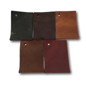 Harness/Bridle Sides 10 oz Leather Hide
