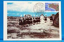 FRANCE CPA   Carte Postale Maximum LA BRETAGNE   Yt 1917  C