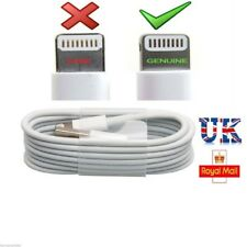 Genuine CE Charging Apple Cable Charger Data Lead for iPhone 6 7 8Plus iPad iPod