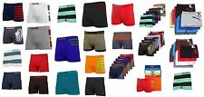 12 Piece Blind Grab Bag Box Underwear One Size Assorted Mens Compression Boxer