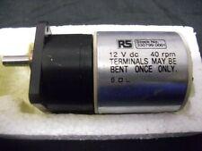 MOTORE RS componenti 330-799