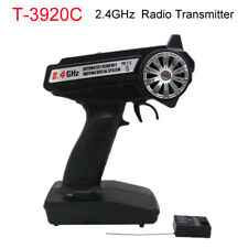 For Radio RC Car Boat T3920C 2.4GHz 3-Channel Radio Control Transmitter Receiver