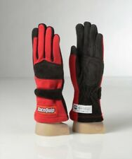 RaceQuip 355016 355 Series X-Large Red SFI 3.3//5 Two Layer Racing Gloves