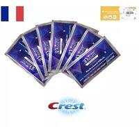Crest 3D (14 bandes) Patch dentaire 7 Jours De Traitement .Stock En France