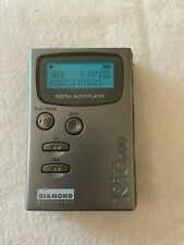 Rio 500 Mp3 Player - 64 Mb - Plays but not all functions work