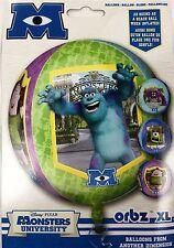 "Disney Monster University Birthday Party Supply 15 in"" Single ORBZ Balloon"
