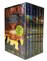 Warrior Cats Warriors Series Collection Erin Hunter 6 Books Set The Darkest Hour
