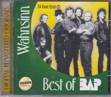 Wahnsinn  -   BAP    24 Carat Gold-CD