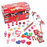Valentine Treasure Chest Toy Assortment - Toys - 100 Pieces