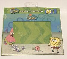 2002 Starpoint Spongebob Squarepants Magnetic Photo Picture Frame - Sealed