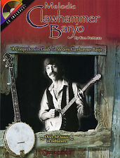 Learn Melodic Clawhammer Banjo Ken Perlman Book CD NEW