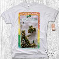 T-SHIRT-Absinthe Weed-Cannabis Smoke Fête Vintage High FUN TAILLE S M L XL XXL