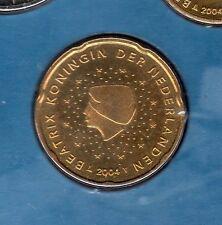 Pays Bas - 2004 - 20 Centimes D'euro FDC Scéllée provenant coffret BU 50 000 ex