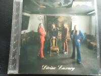 MODEST  ATTRACTION   -   DIVINE  LUXERY  ,  CD 1996 ,    HARDROCK ,  ROCK