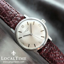 Longines Mechanical (Hand-winding) Adult Round Wristwatches