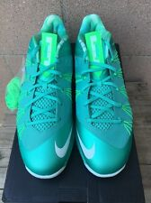 Air Max Lebron X Low Men's Mint/Fiberglass Size 13 Nike 579765 300