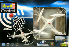 Revell Control Quadcopter GO! WIFI, Durchmesser 390 mm, Nr. 23856