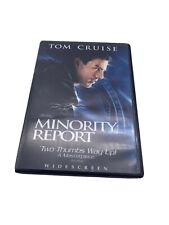 Minority Report (Widescreen Two-Disc Special Edition) Dvd Tom Cruise Spielberg