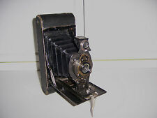 Vintage Antique EKC Kodak No 2-A Folding Premo CAMERA Patented USA Jan 1910 1913