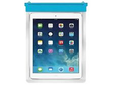 ETUI SAC ETANCHE WATERPROOF IMPERMEABLE PLAGE SKI POUR TABLETTE IPAD APPLE