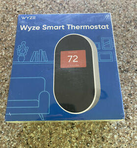 Wyze Smart Thermostat BRAND NEW Factory Sealed (WTHERM) FREE Shipping!