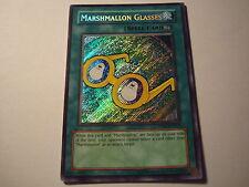 YU GI OH  Marshmallon Glasses PP01-EN004 Secret Rare