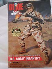 Hasbro G.I. Joe U.S. Army Infantry Action Figure free shipping