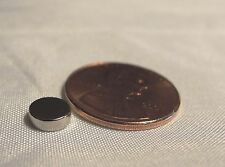 20 Pcs Strong Neodymium N50 Magnet Rare earth Disc 6mm x 2mm Fast Ship from US