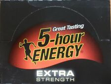 5 Hour Energy Shot Berry Extra Strength 12 Ct Box 1.93 oz Hr Five