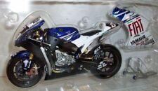 Minichamps 1/12 Scale 122 073005 Yamaha YZR-M1 Fiat Colin Edwards MotoGP 2007